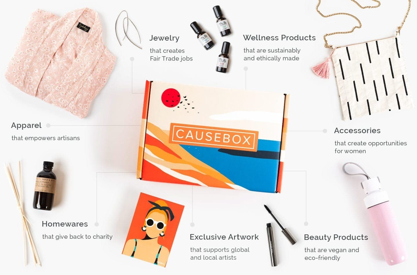 Causebox Subscription Box