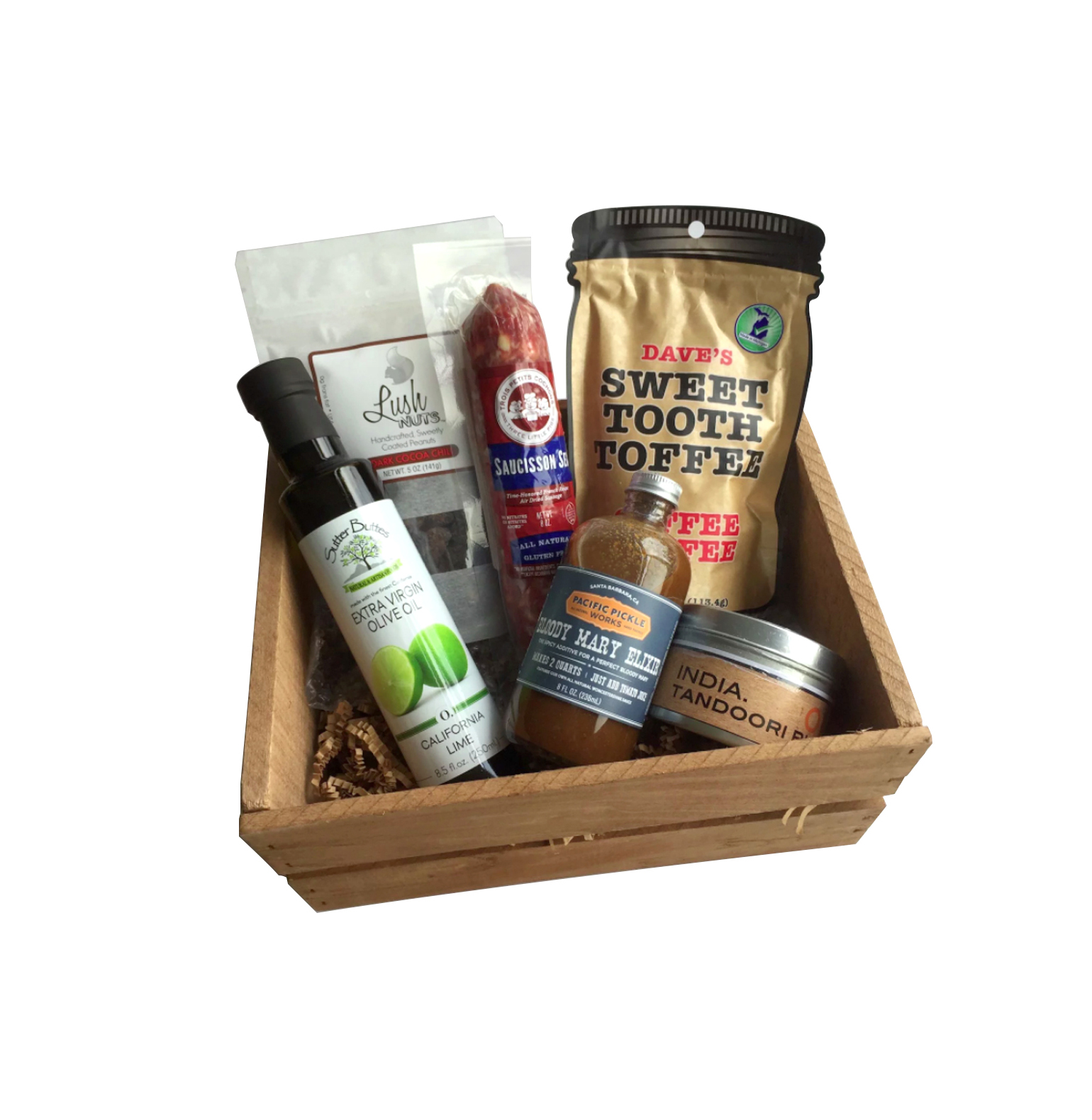 Mantry Subscription Box