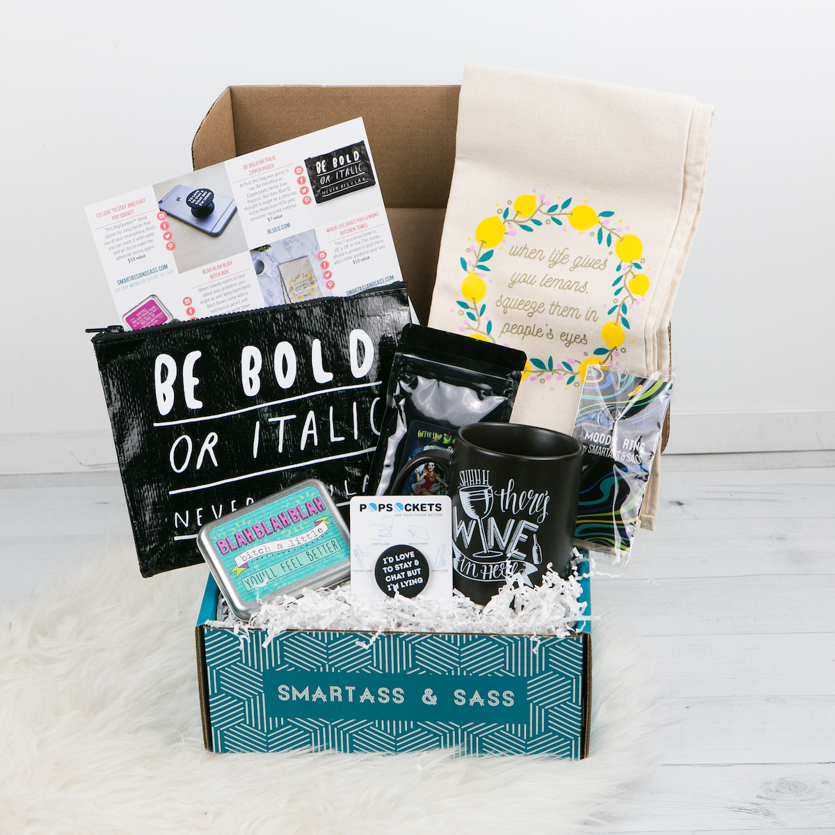 smartass and sass subscription box
