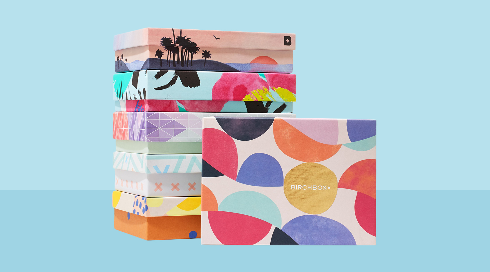 best subscription boxes: Birchbox
