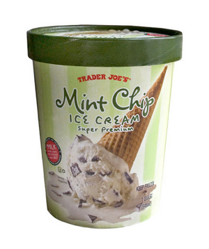 Trader Joe's Mint Chip