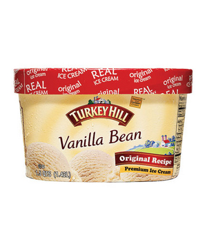 Turkey Hill Vanilla Bean