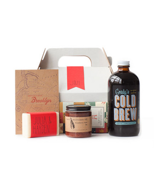Brooklyn-made beer, jam, chocolate, and soap