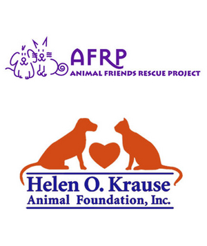 Helen O. Krause Animal Foundation and Animal Friends Rescue Project