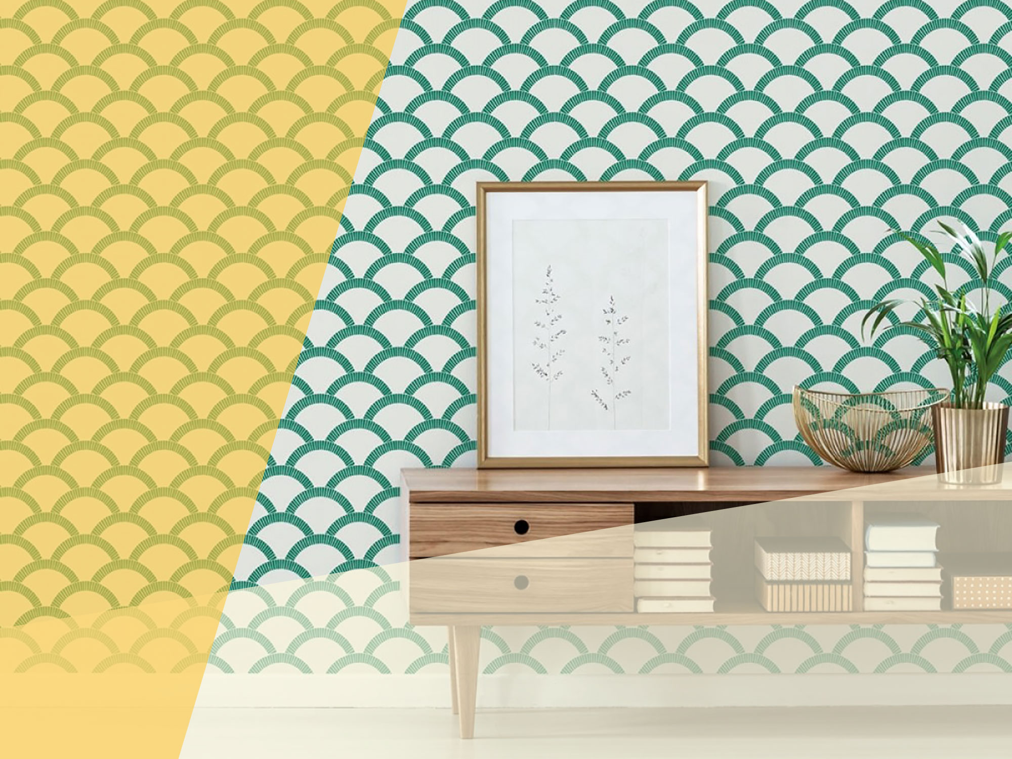 24 Wallpaper Designs Guaranteed to Transform Your Space