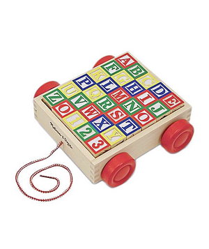 Classic Alphabets with Cart