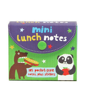 Mini Lunch Notes