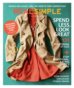 Real Simple September 2012