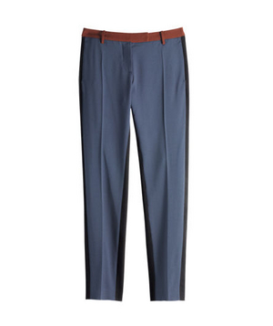 True Royal Cotton-and-Wool Pants