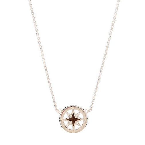 Custom Compass Necklace