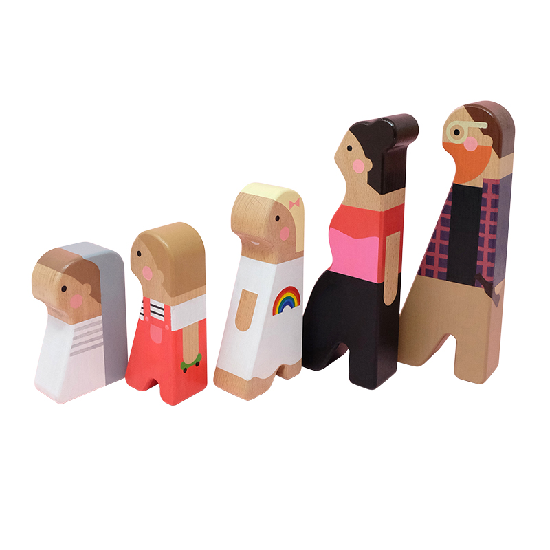 Personalized Family Figurines
