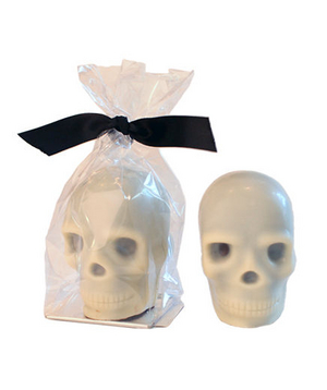 Woodhouse Chocolate Halloween Skull