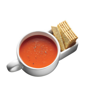 Soup and Crackers Mugs