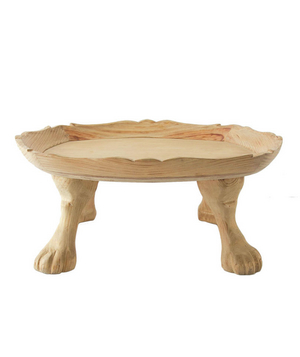 Tray with Four Legs