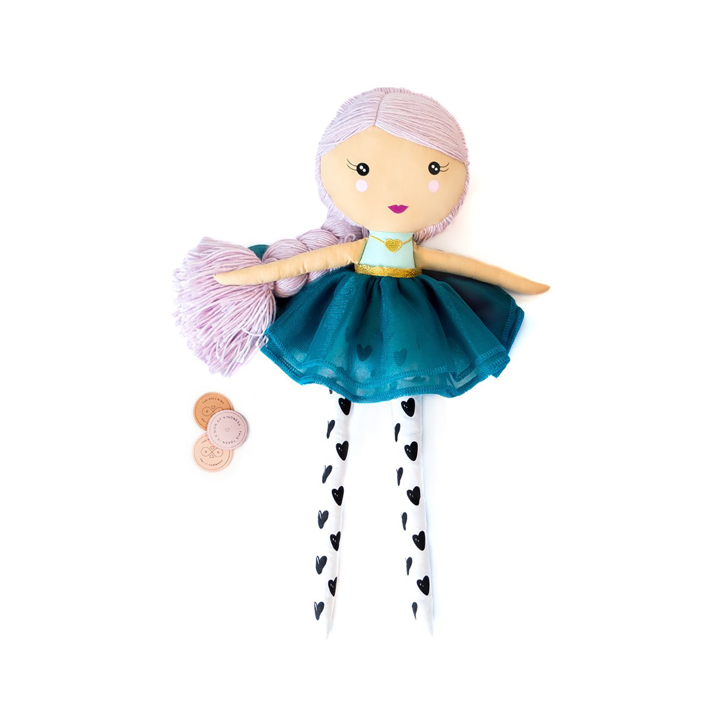 Cool gifts for kids - Kind Culture Co. The Fair Doll