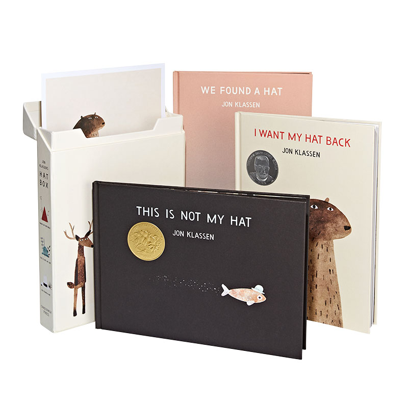Gifts for Kids: Jon Klassen's Hat Box