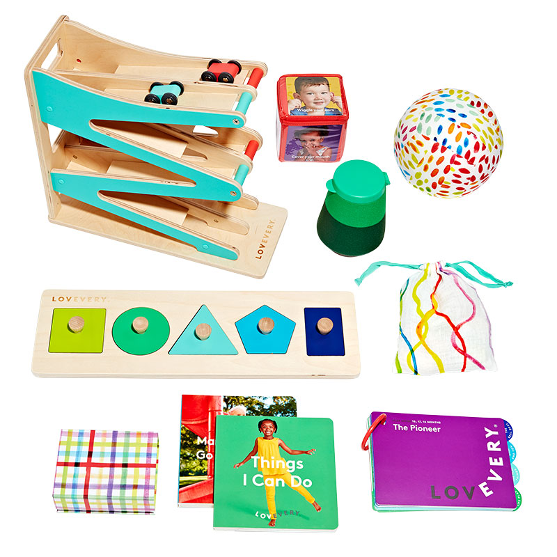 Gifts for Kids: The Play Kit