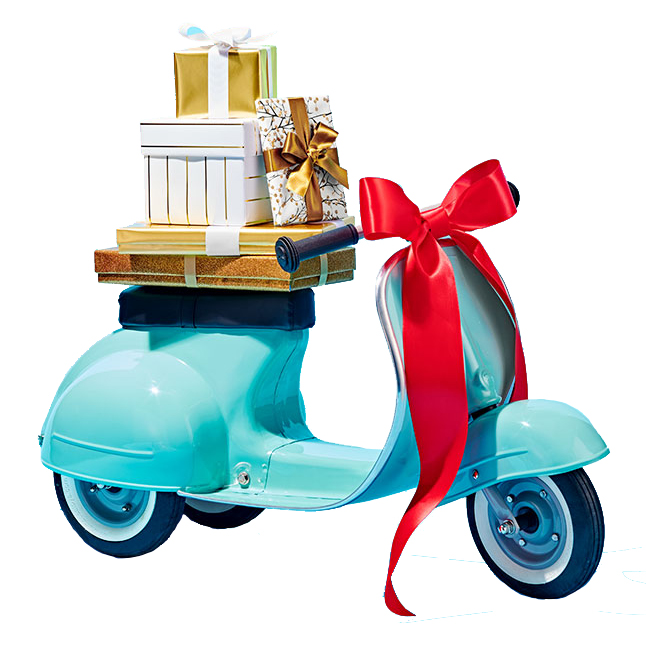 Gifts for Kids: Primo Ride-On Push Scooter