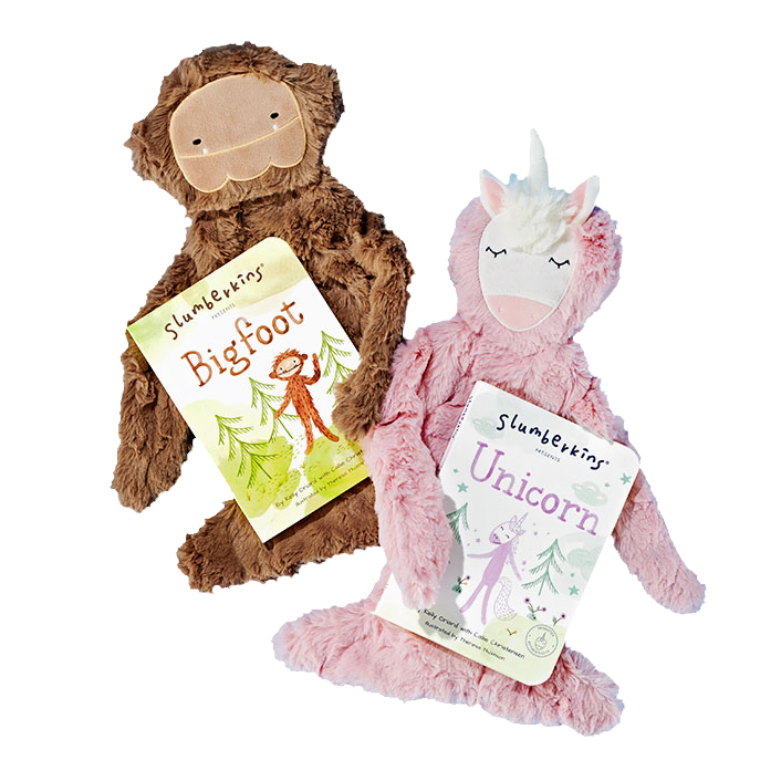 Gifts for Kids: Slumberkins Snuggler Bundles