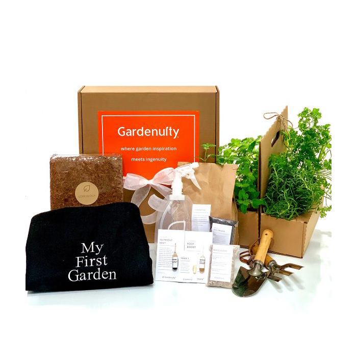 Cool gifts for kids - Gardenuity My First Garden
