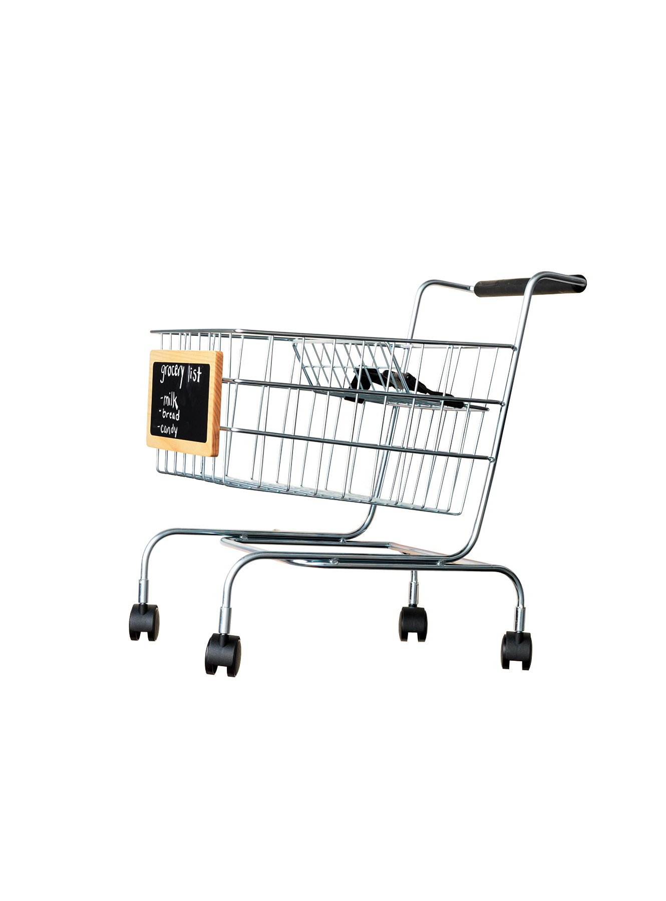 Toy metal cart