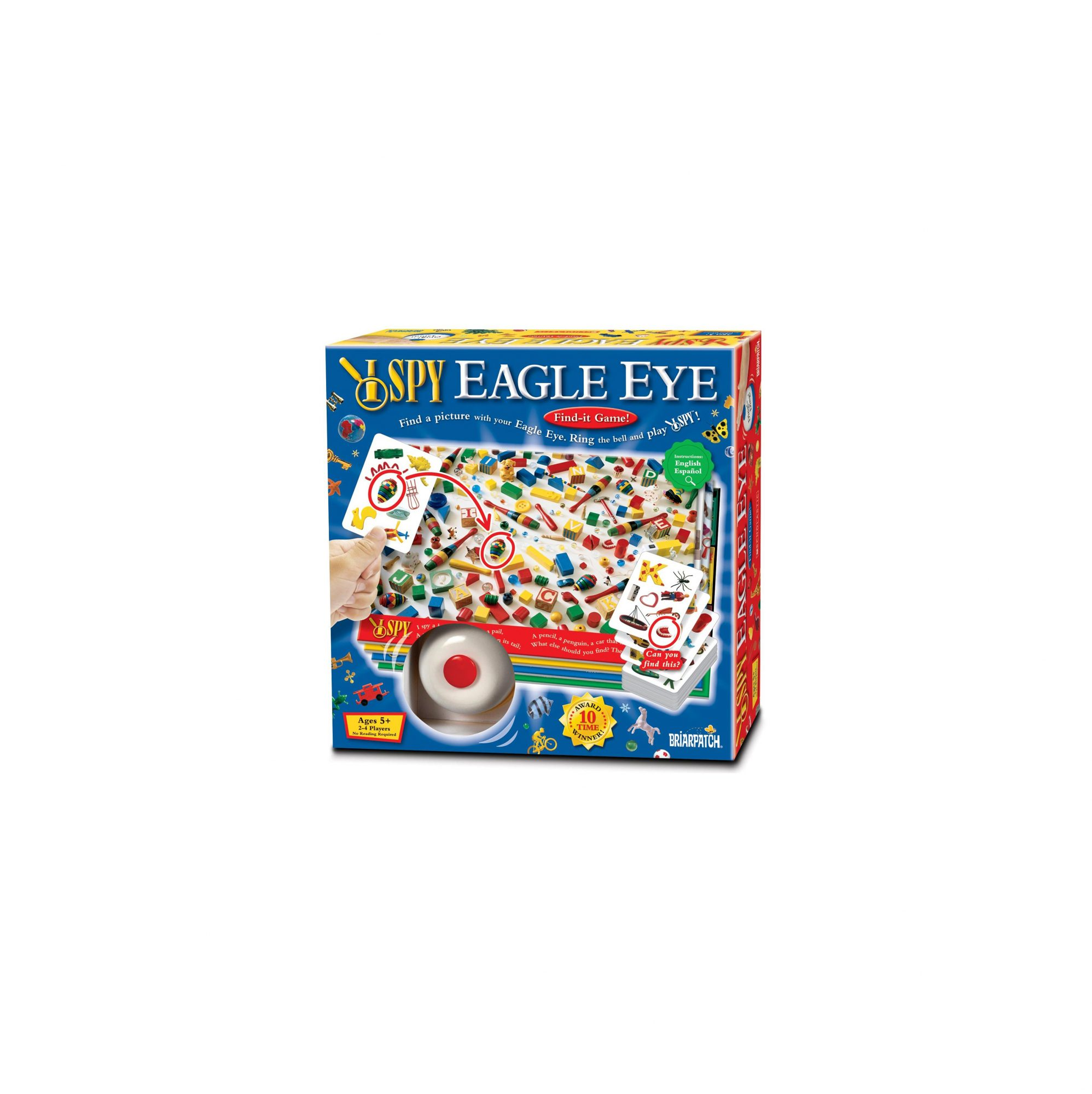 Gifts for kids - I Spy Eagle Eye game