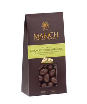 Marich Chocolate Toffee Pistachios
