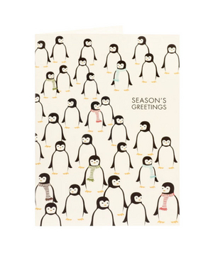 Snow and Graham Penguins