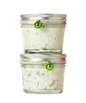 Herbed Goat Cheese