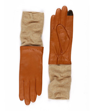 Echo Design Echo Touch Leather/Knit Glove
