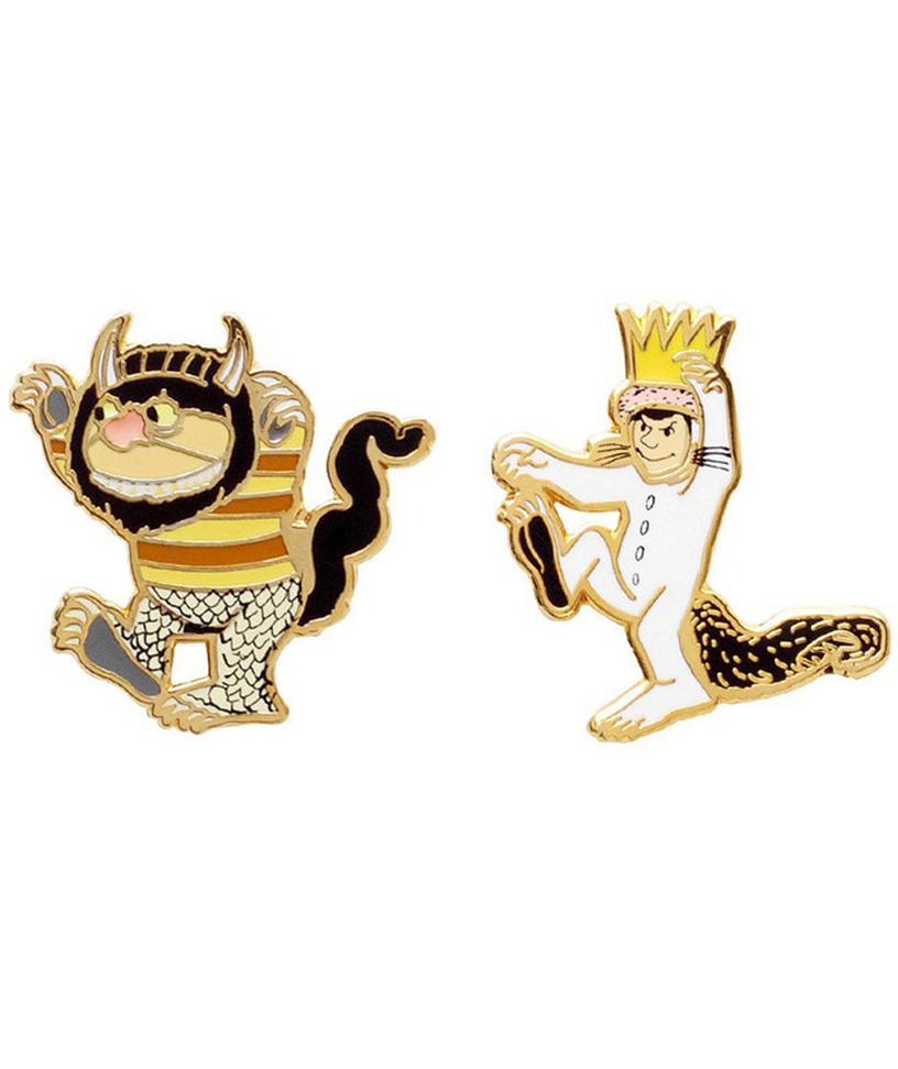 Where the Wild Things Are Pin