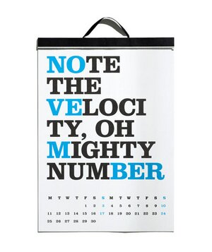 6 Unique Wall Calendars Real Simple