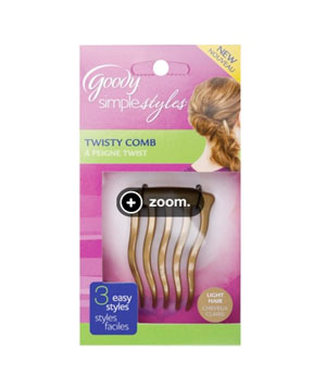Goody Simple Styles Twisty Comb