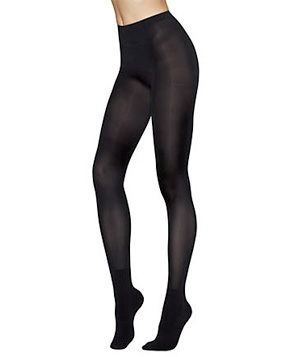 Hanes Silk Reflections Boot Liner Control Top Tights