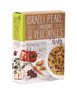 Pereg Israeli Pearl Couscous With Vegetables
