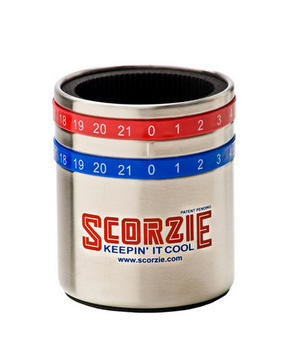 Scorzie Score-Tracking Coozies