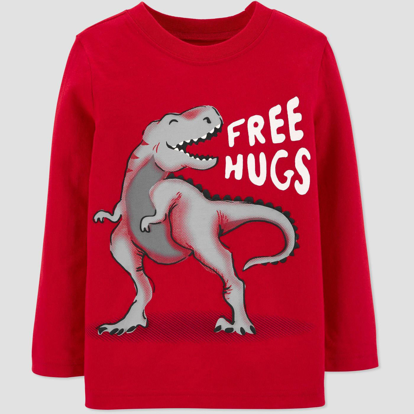 Valentine's Day gifts for kids – Just One You made by carter's Red Free Hugs T-Shirt