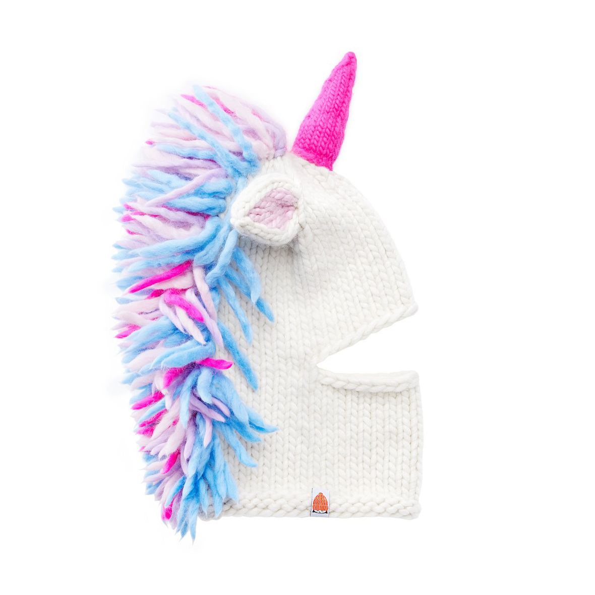 Cute Valentine's Day gifts for kids - Sh*t That I Knit Unicorn Balaklava