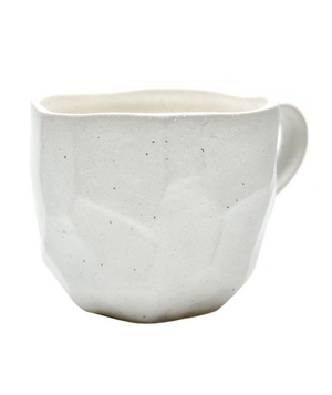 Faceted Boulder Mug
