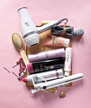 Hair-care tool kit