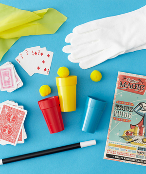 Props for a magic-themed birthday party