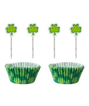 St. Patrick's Day Cupcake Combo Pack