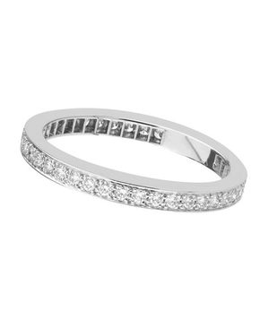 Van Cleef & Arpels wedding band