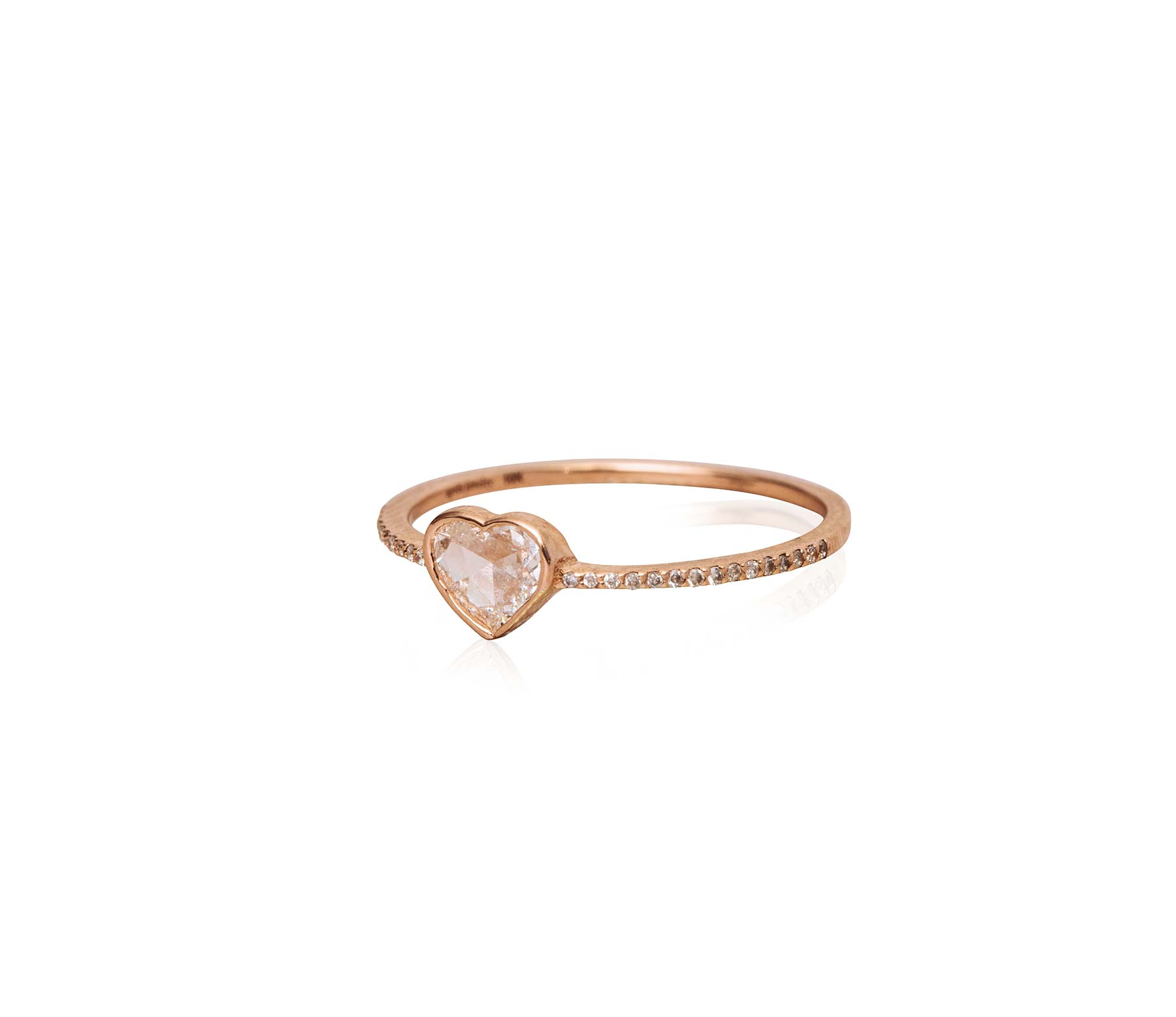 Apres Jewelry The Rose Cut Heart Ring