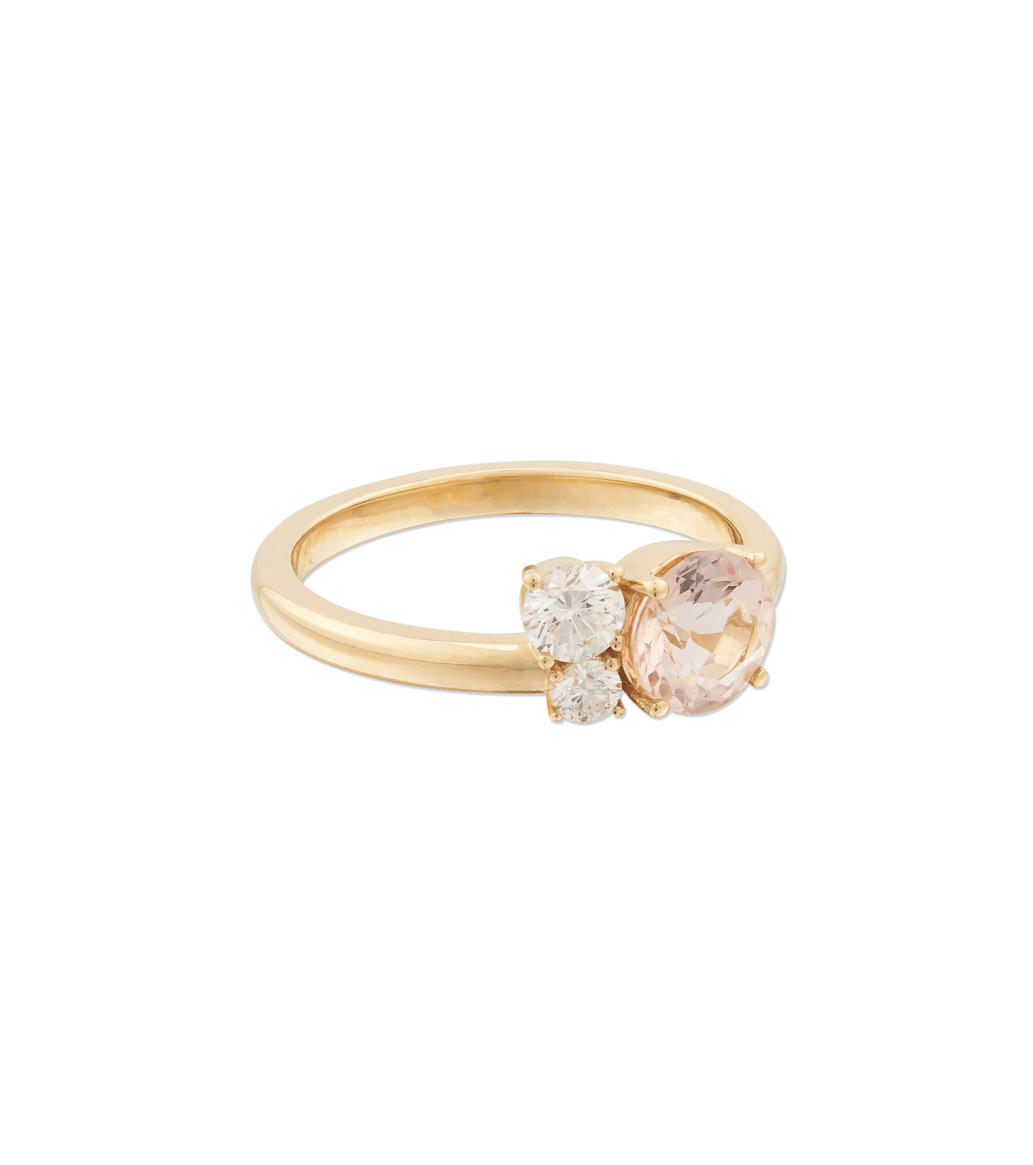 mejuri-round-cut-peach-engagnement-ring