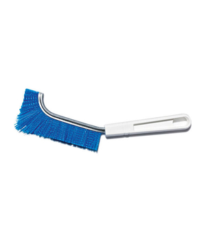 Window-track cleaning brush