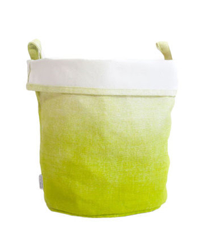 Dip-dye Recycled Canvas Bucket