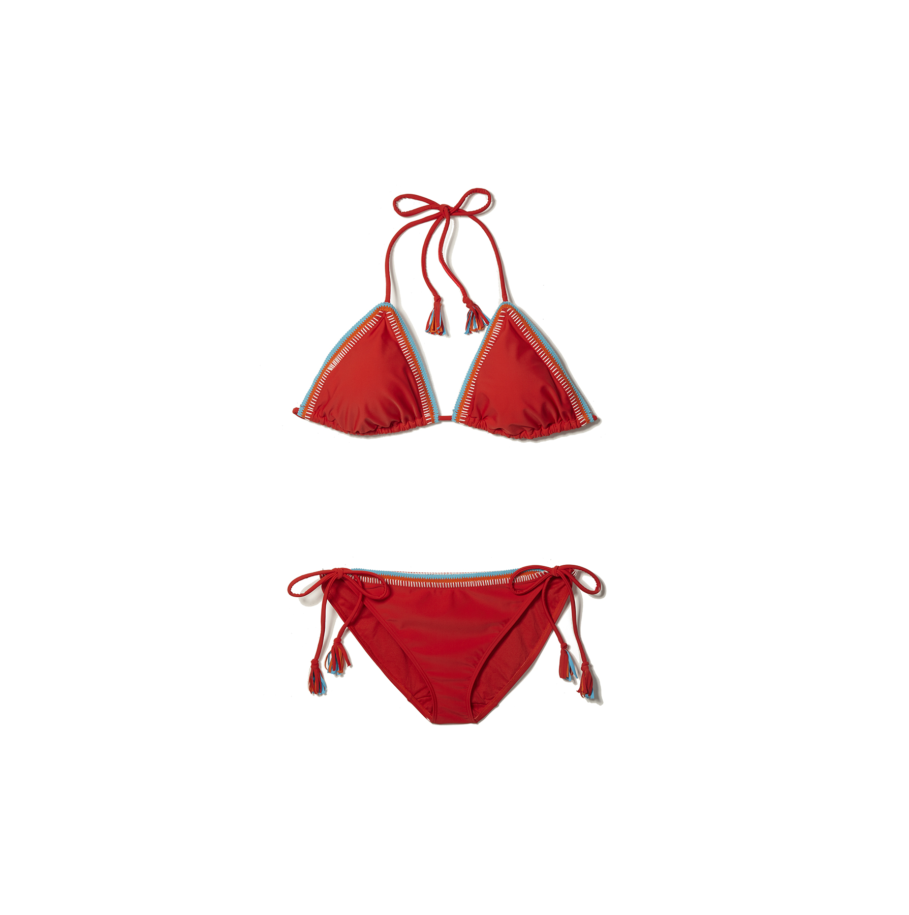 Lane Bryant Red Bikini