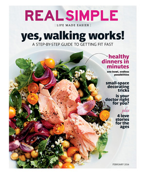 Real Simple February 2014
