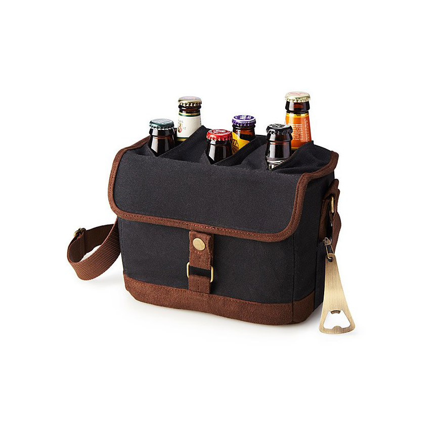 Gift ideas for dad – Beer Caddy with Bottle Opener